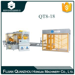 Concrete Interlocking Brick Making Machinery