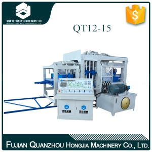 Big Capacity Automatic Cement Block Making Machinery